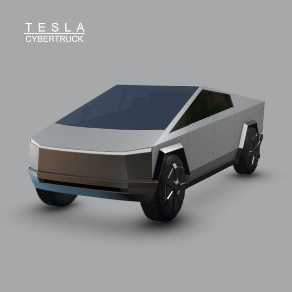 Cybertruck Tesla