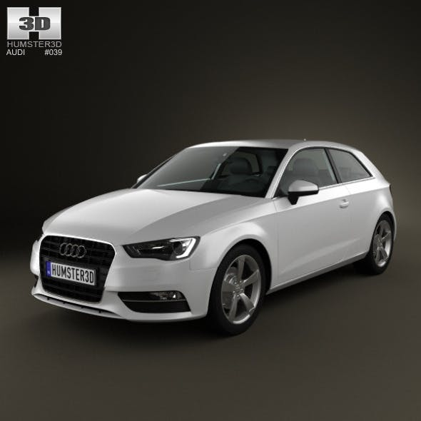 Audi A3 Hatchback 3-door 2013