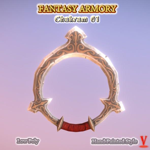 Fantasy Armory - Chakram 01