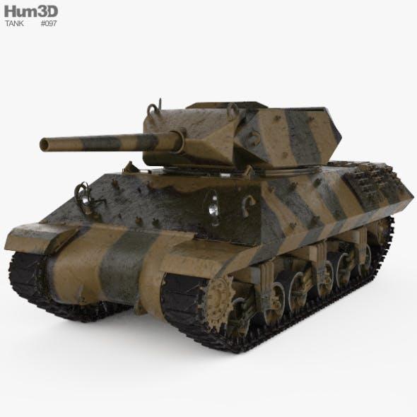 M10 Wolverine - 3DOcean Item for Sale