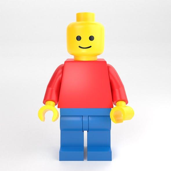 LEGO standard minifigure