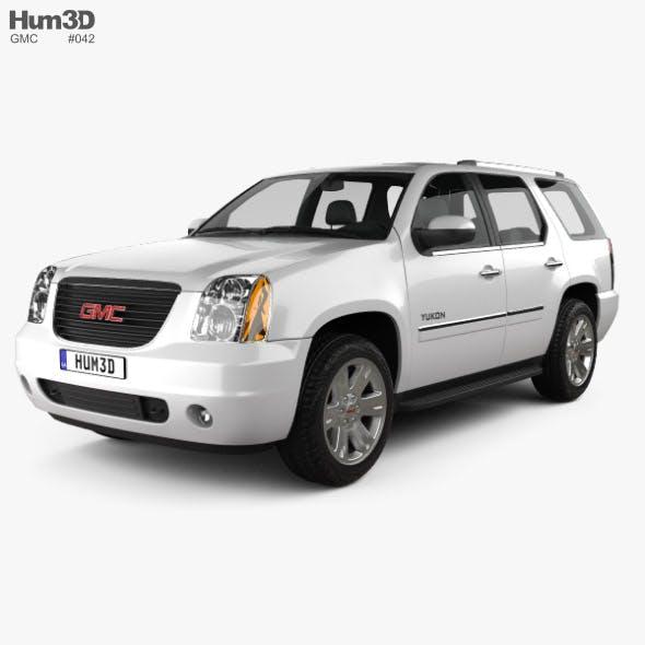 GMC Yukon 2012 - 3DOcean Item for Sale