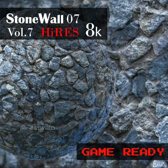 Stone Wall 07