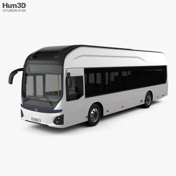 Hyundai ELEC CITY Bus 2017