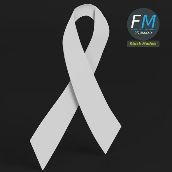 Generic awareness ribbon - 3DOcean Item for Sale