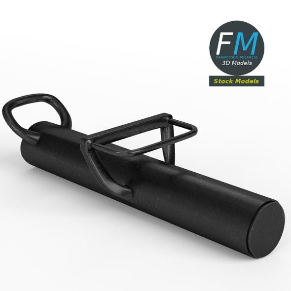 Enforcer battering ram 1 - 3DOcean Item for Sale