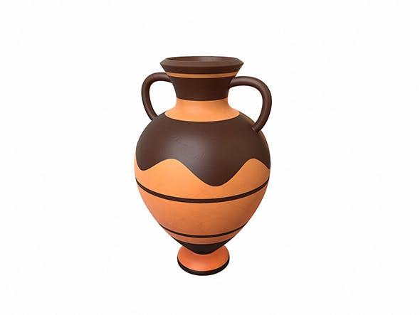 Ancient Vase - 3DOcean Item for Sale