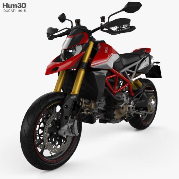 Ducati Hypermotard 950SP 2019 - 3DOcean Item for Sale