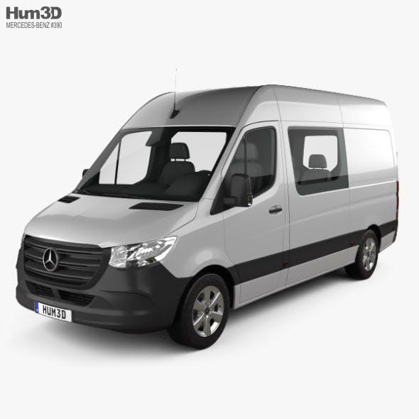 Mercedes-Benz Sprinter Crew Van L2H2 2019