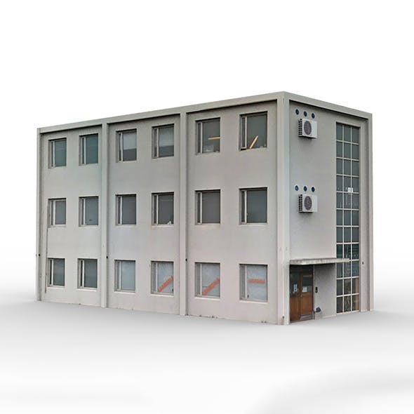 Office Building 6 - 3DOcean Item for Sale
