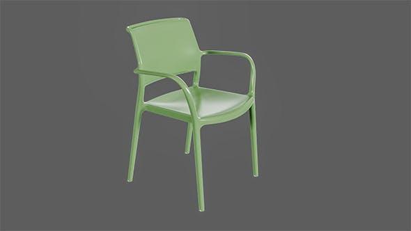 Ara 315 Chair - 3DOcean Item for Sale