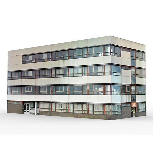 Office Building 2 - 3DOcean Item for Sale