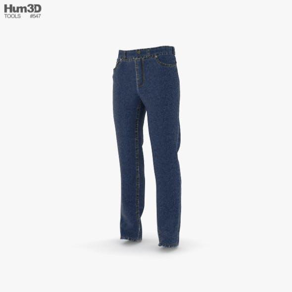 Jeans - 3DOcean Item for Sale