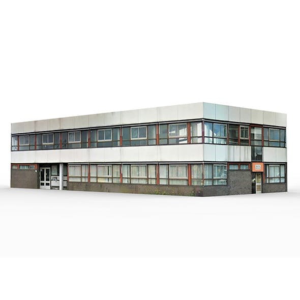Office Building 3 - 3DOcean Item for Sale