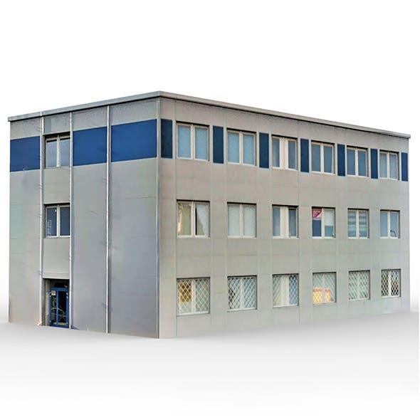 Office Building 1 - 3DOcean Item for Sale