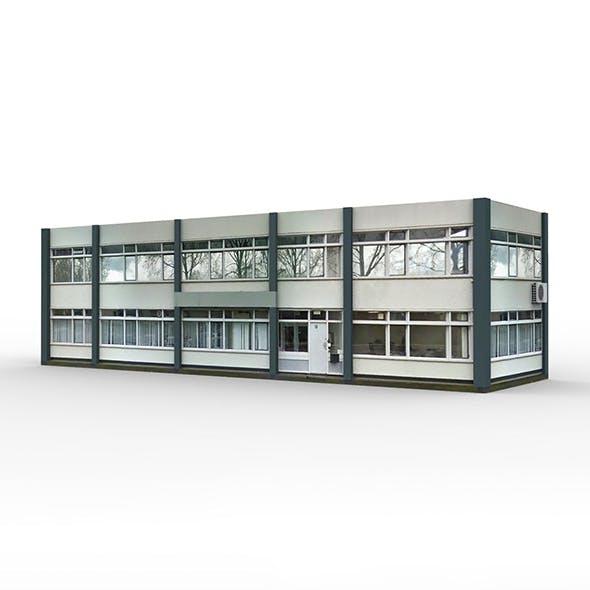 Office Building 4 - 3DOcean Item for Sale