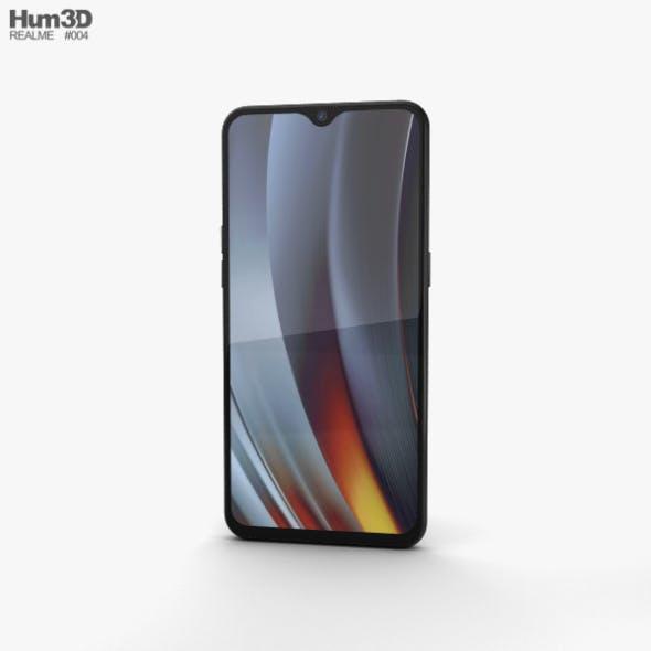 Realme 3 Pro Carbon Gray - 3DOcean Item for Sale
