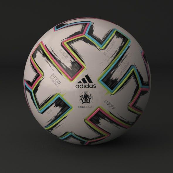 Adidas Uniforia euro 2020 - 3DOcean Item for Sale