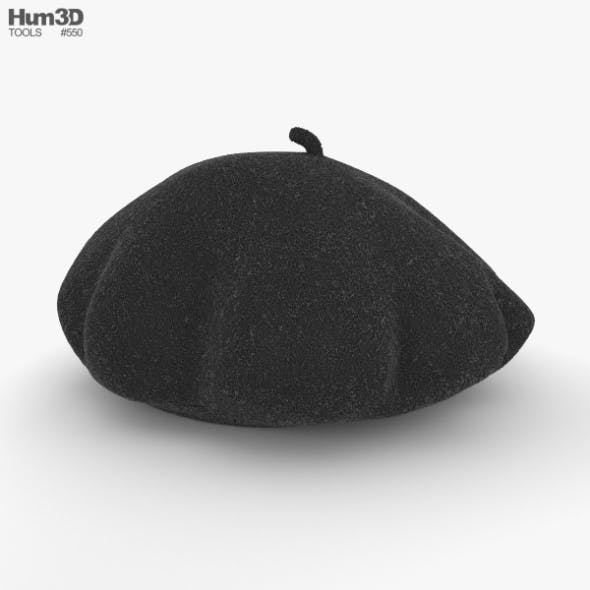 Beret - 3DOcean Item for Sale