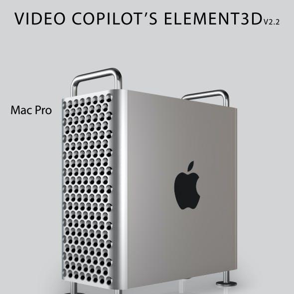 Element3D - Mac Pro