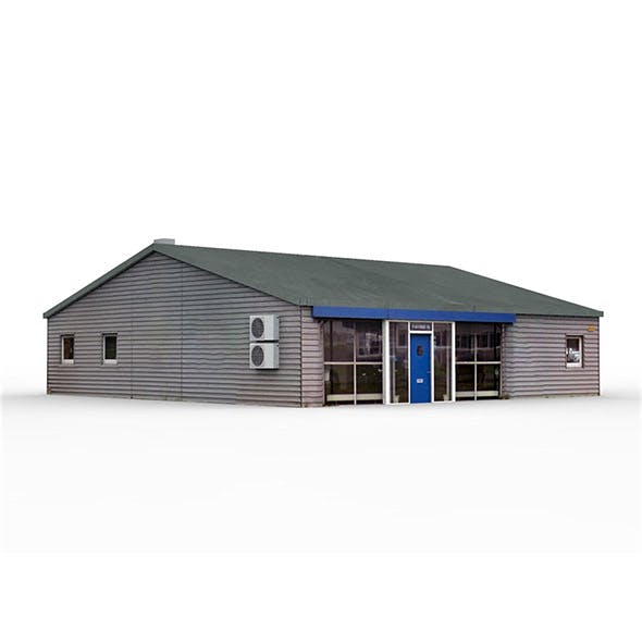 Office Building 7 - 3DOcean Item for Sale