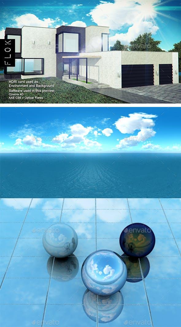 Daylight Sea 58 - 3DOcean Item for Sale