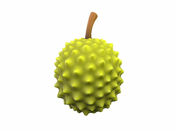 Durian - 3DOcean Item for Sale