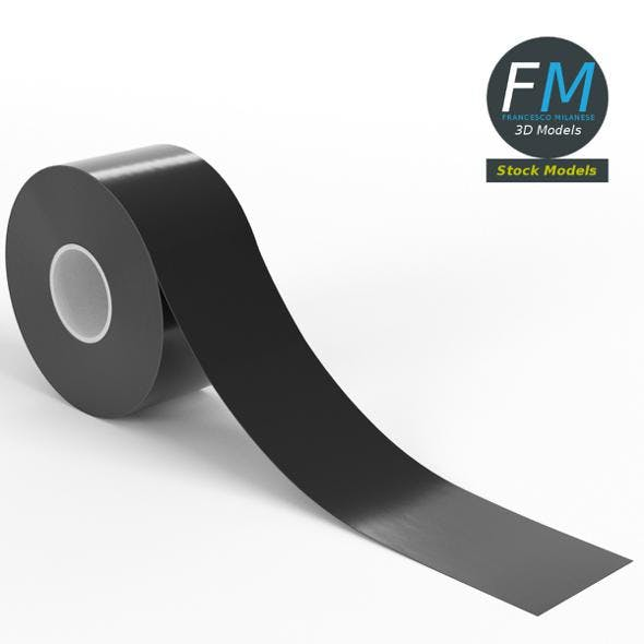 Duct tape mockup 2 - 3DOcean Item for Sale