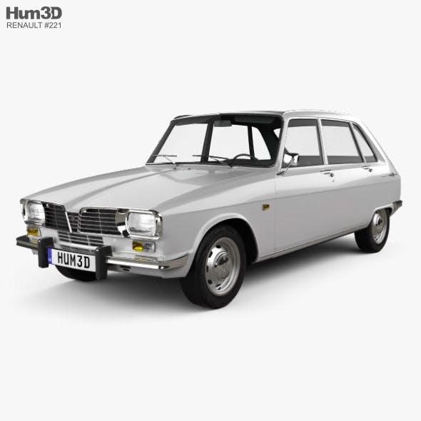 Renault 16 1965 - 3DOcean Item for Sale