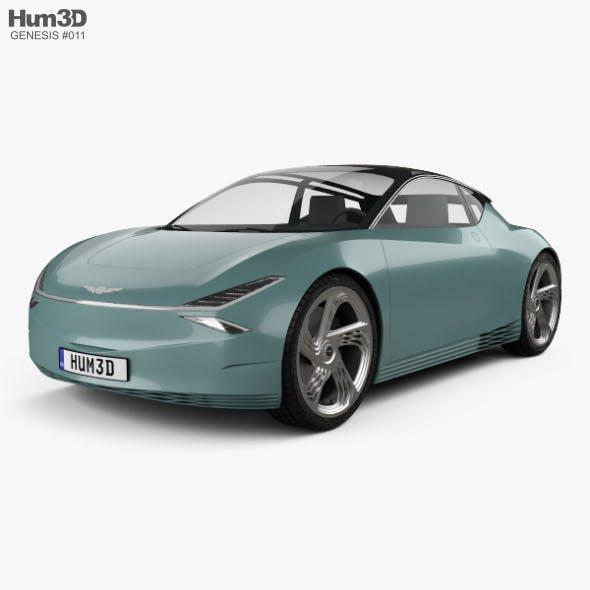 Genesis Mint 2019 - 3DOcean Item for Sale