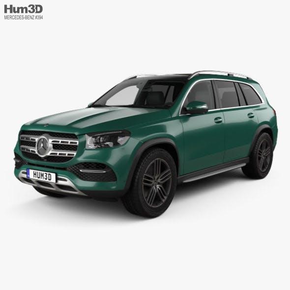 Mercedes-Benz GLS-class 2019 - 3DOcean Item for Sale