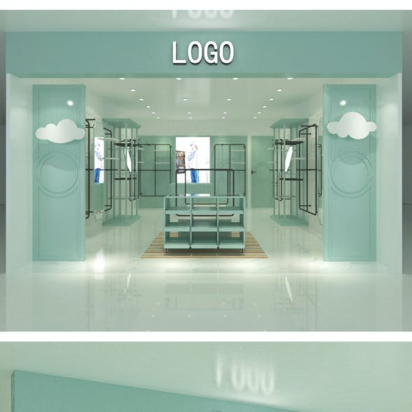 lingerie store design