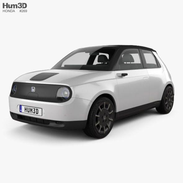 Honda e 2019 - 3DOcean Item for Sale