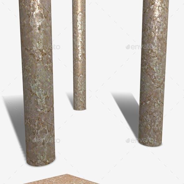 Beige Marble Seamless Texture