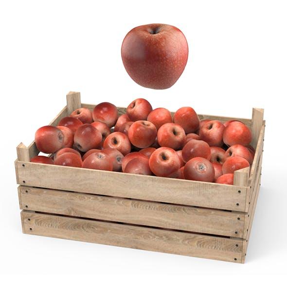 Red Apple Box