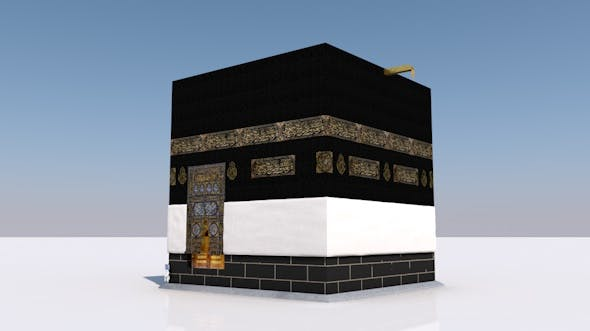 Kaaba - 3DOcean Item for Sale