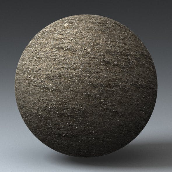Soil Landscape Shader_051 - 3DOcean Item for Sale