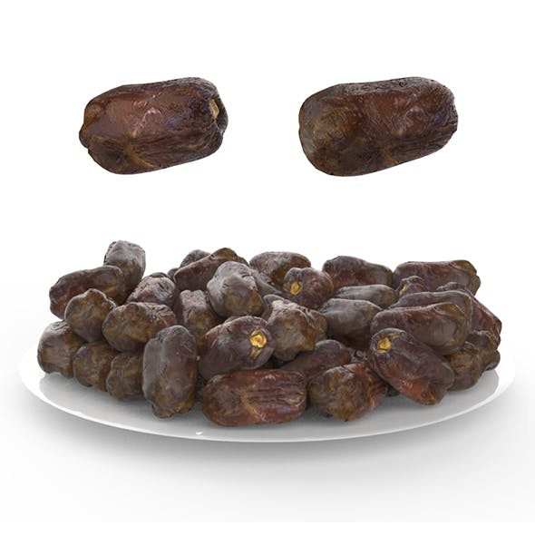 Dates - 3DOcean Item for Sale
