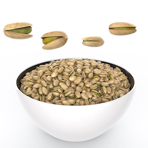 Pistachios - 3DOcean Item for Sale