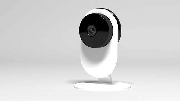3d MODEL IP CAM - 3DOcean Item for Sale