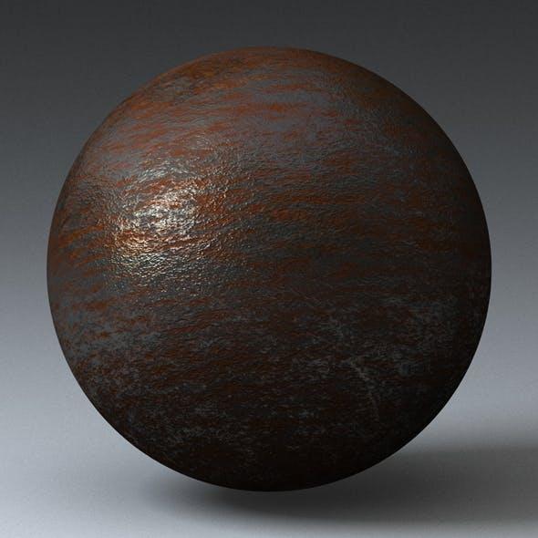 Rusty Metal Shader_001 HR - 3DOcean Item for Sale