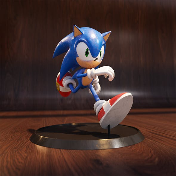 Used old Sonictoy