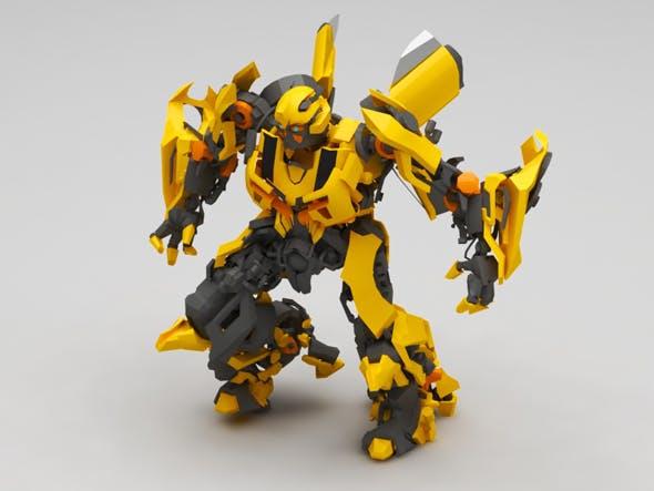 Transformer - 3DOcean Item for Sale