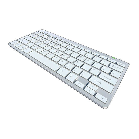 Computer Keyboard 1 - 3DOcean Item for Sale