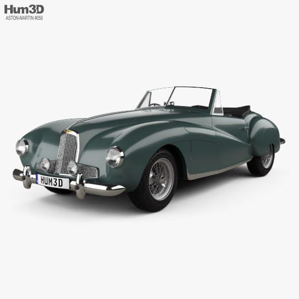 Aston Martin DB1 1948 - 3DOcean Item for Sale