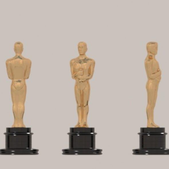 Figurine Oscar