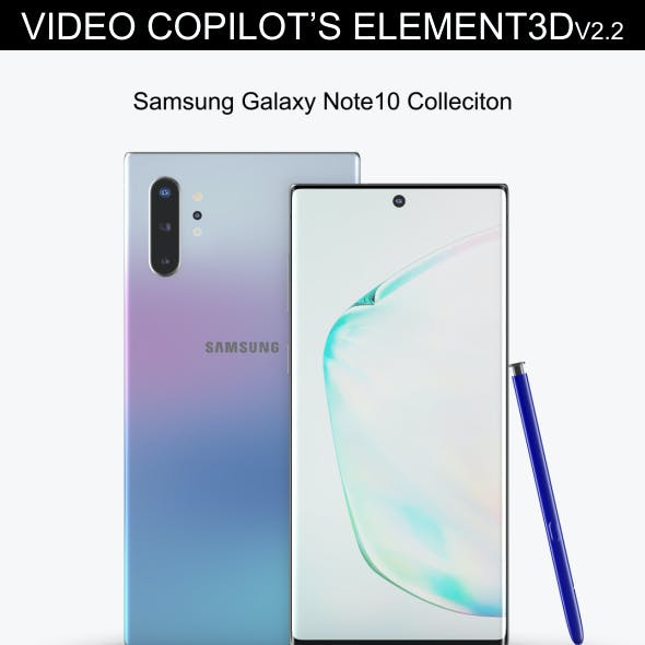 Samsung Galaxy Note 10 Collection