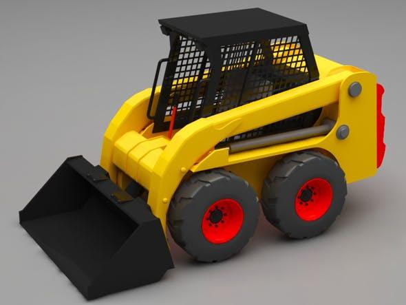 Bobcat - 3DOcean Item for Sale