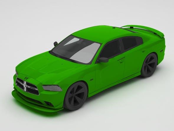 Dodge - 3DOcean Item for Sale