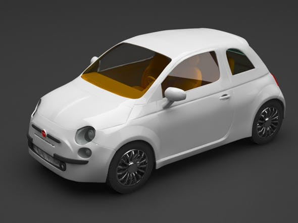 Fiat - 3DOcean Item for Sale